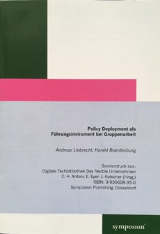 Symposium - Buchtitel Policy Deployment